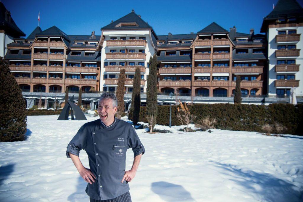 Martin Göschel (45) (© The Alpina Gstaad)