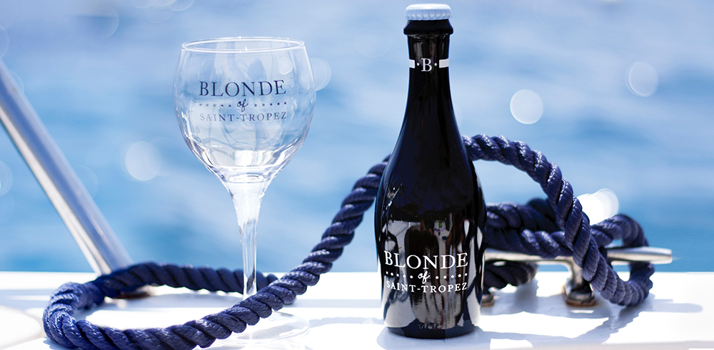 Das Bier vermittelt den Lifestyle der Côte d'Azur und vereint belgische Braukunst.