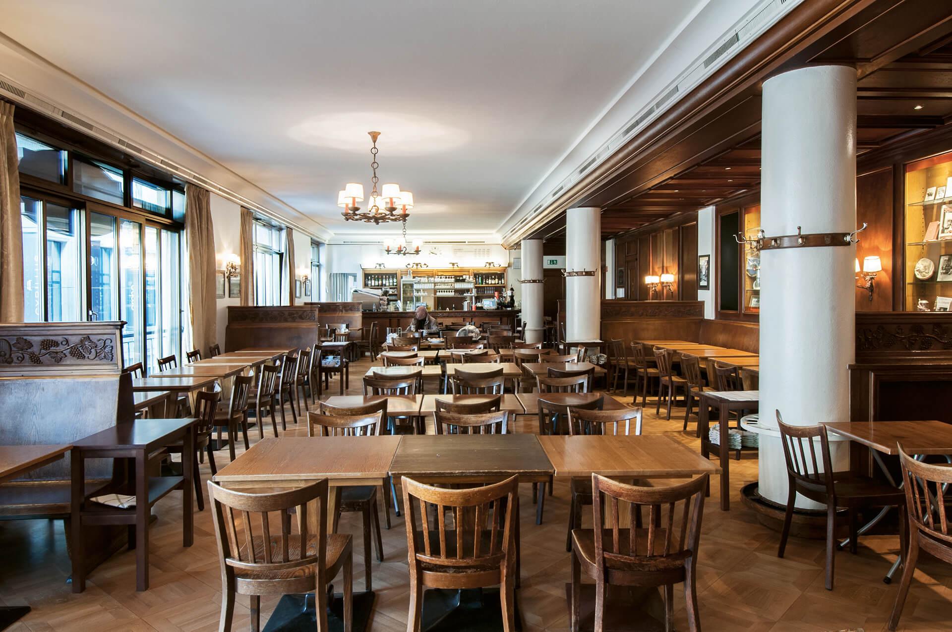 Café Romand, Lausanne VD