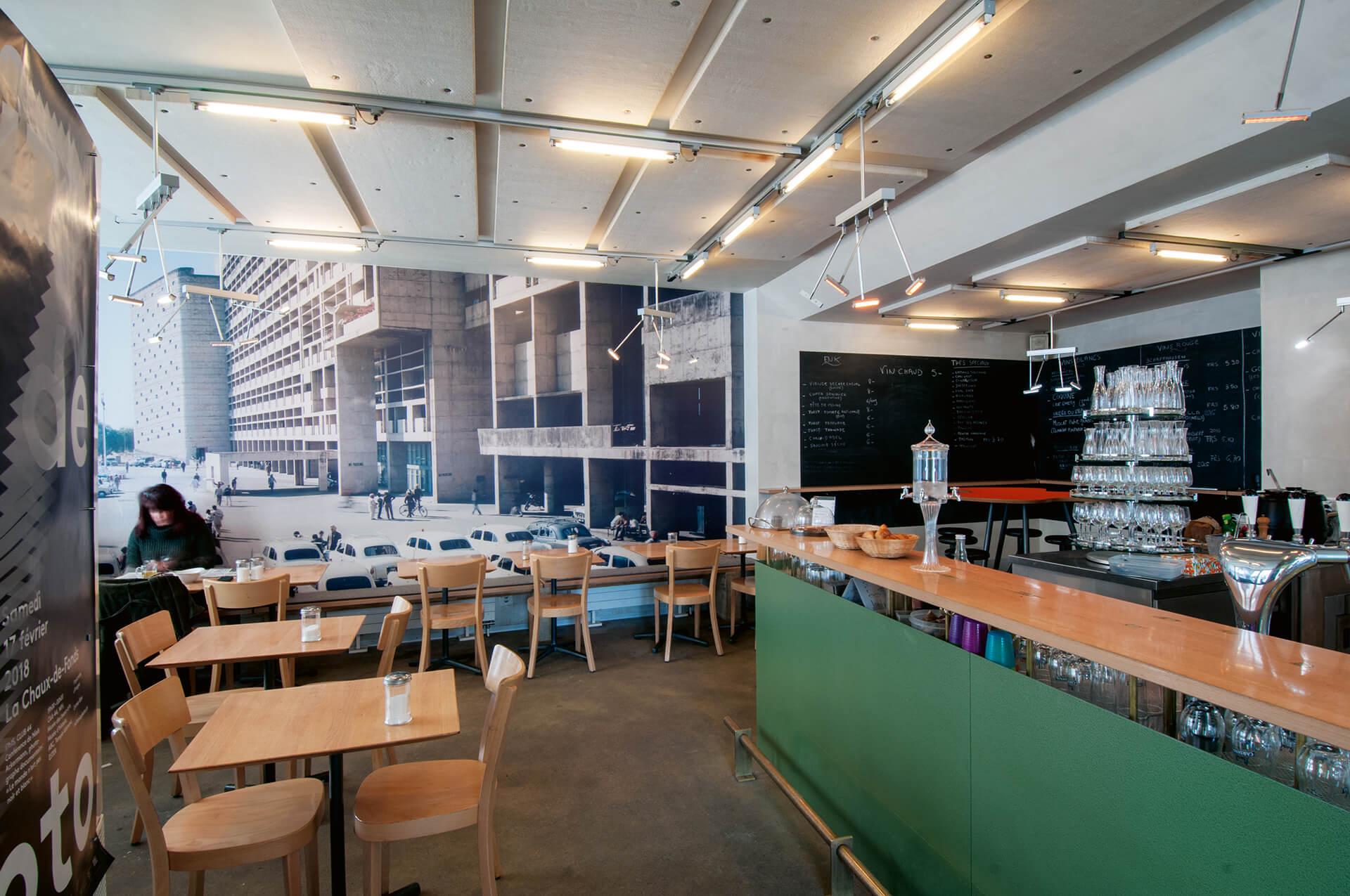 Le Café du Coin, La Chaux-de-Fonds NE