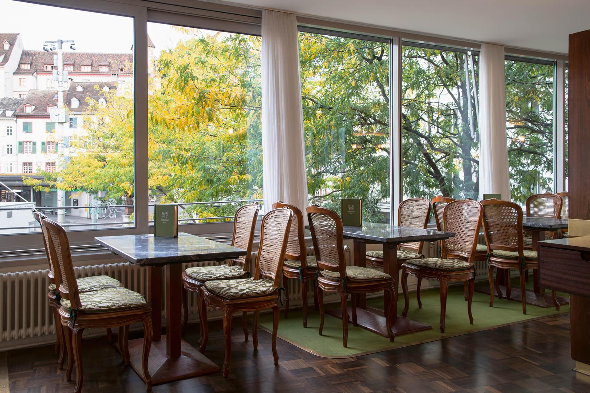 Grand Café Huguenin, Basel BS