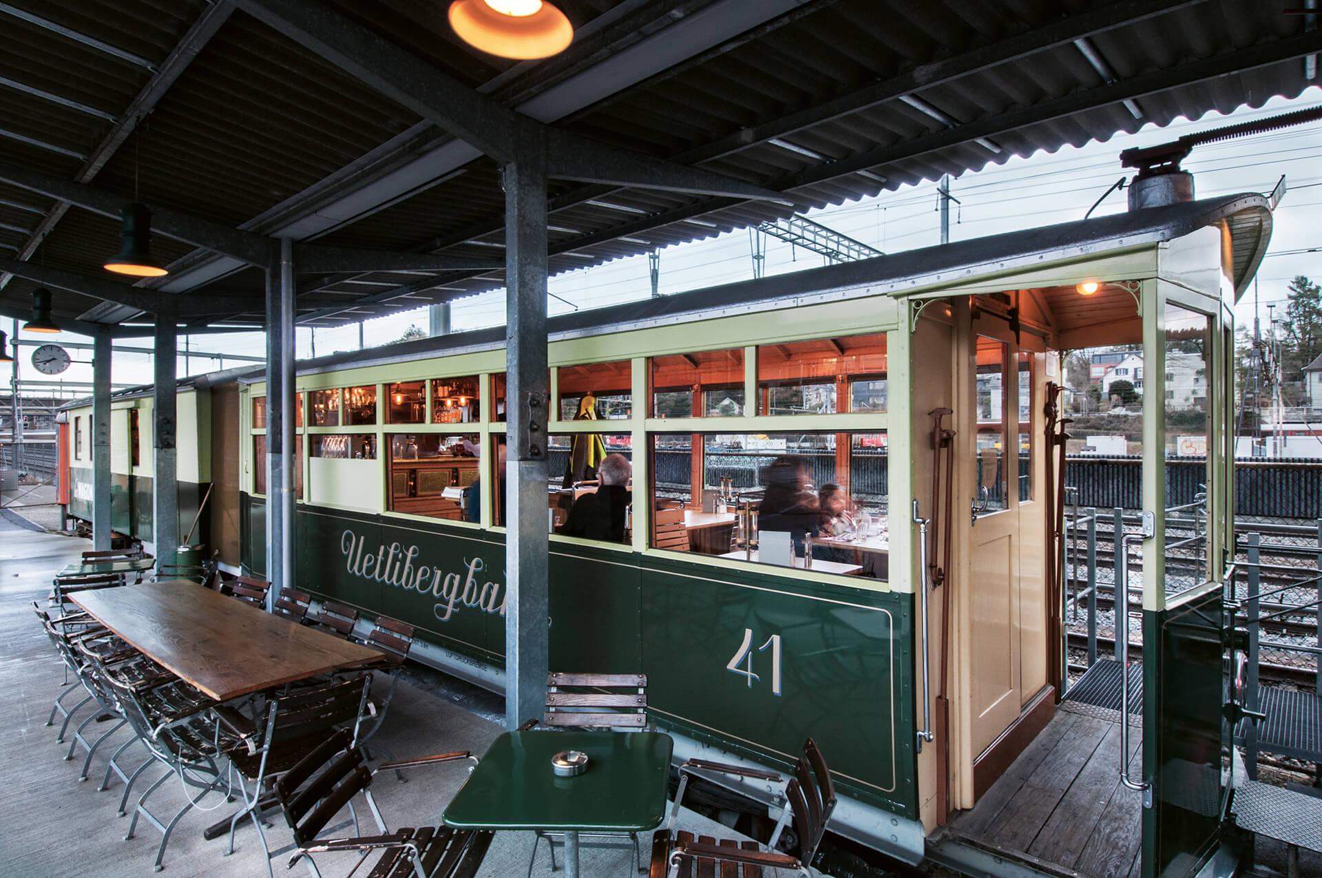 Les wagons, Winterthur ZH