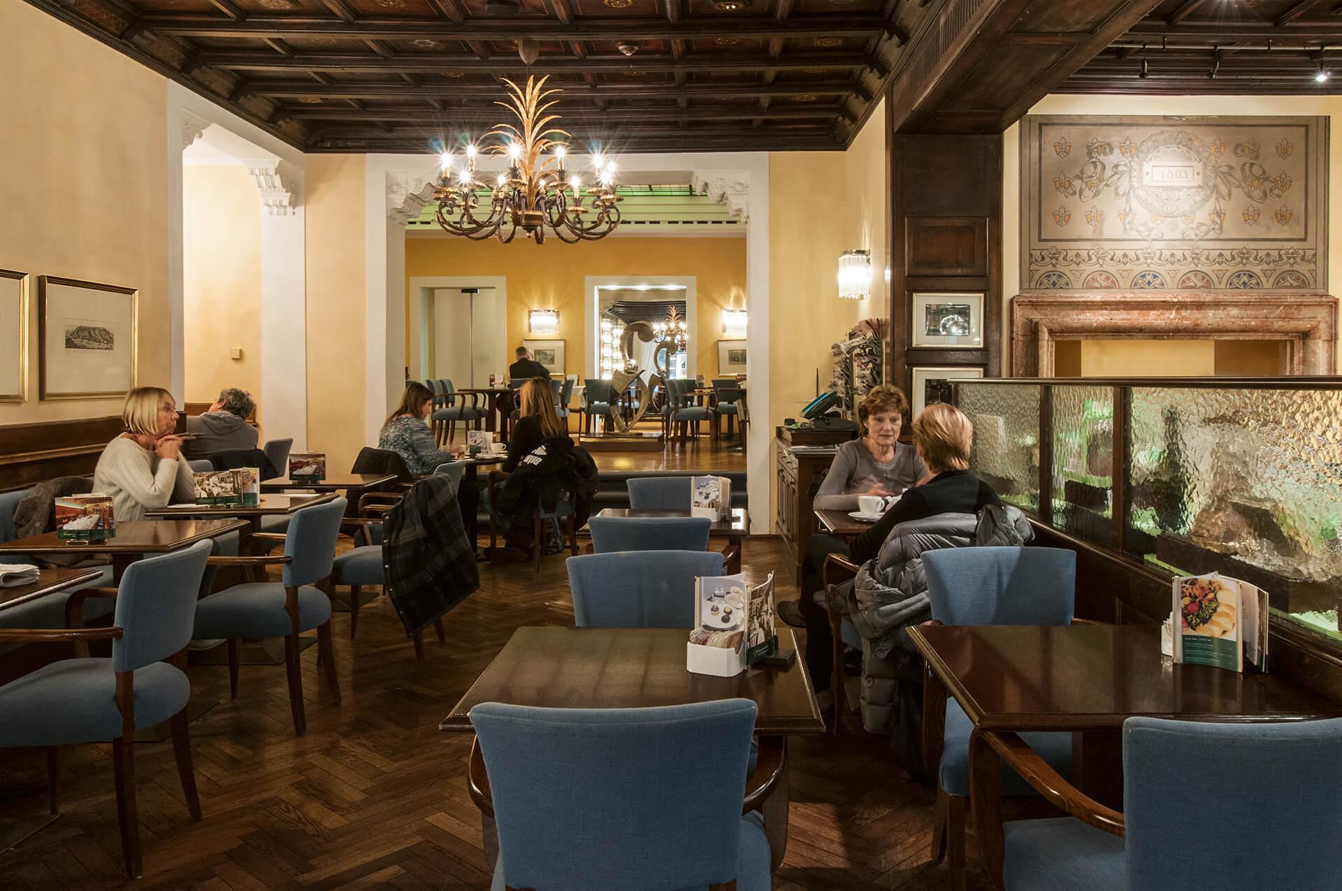 Grand Café Al Porto, Lugano TI