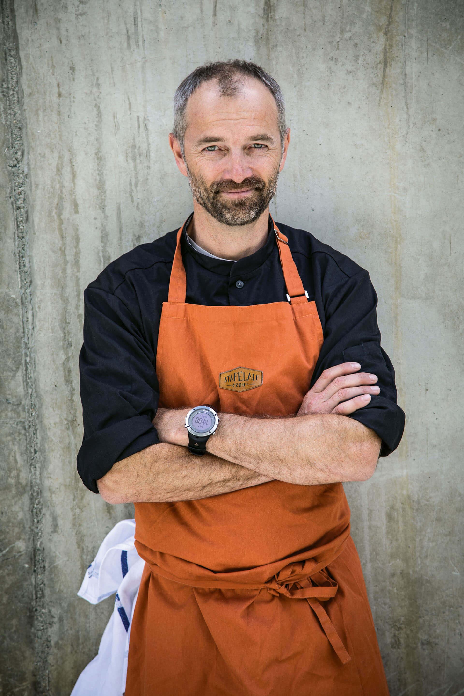 Küchenchef Hubert Koenig