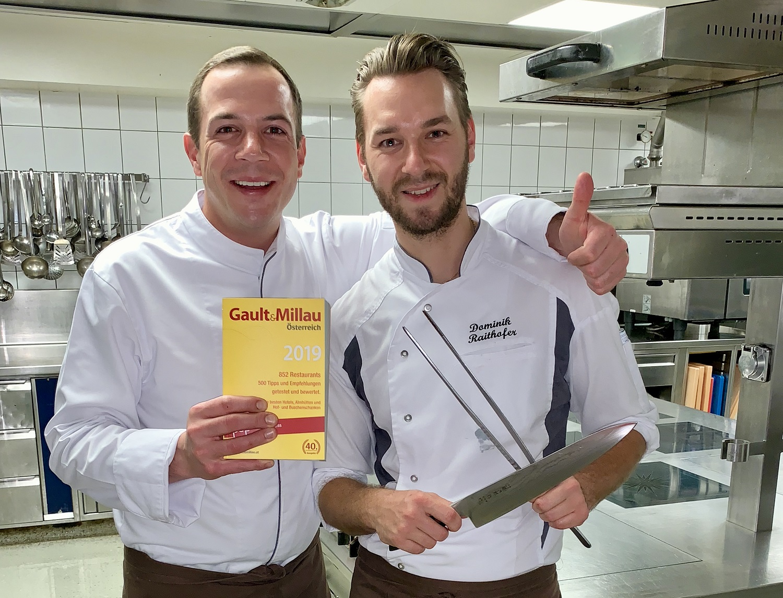 Posthotel Achenkirch Fabian Leinich mit GaultMillau