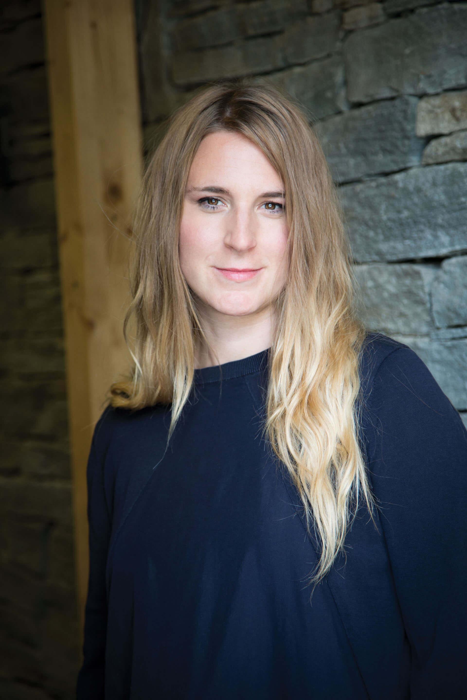 Pächterin Sarah Schwarzenbach