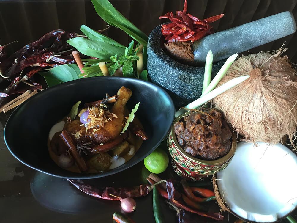 4. Restaurant Siam Menu
