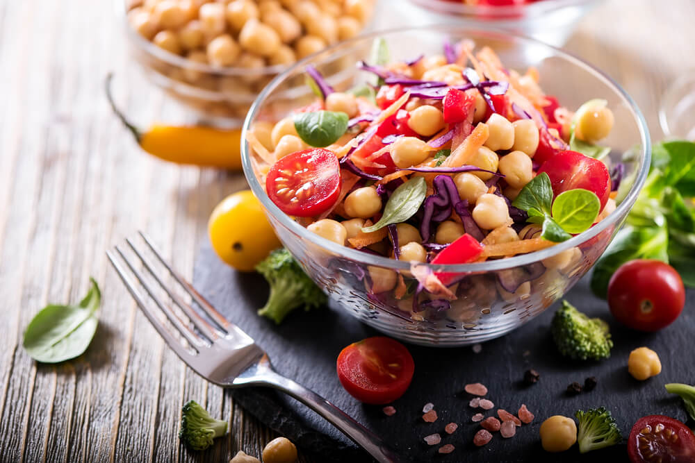 Vegetarische Ernährung im Trend (Bild: saschanti17 – shutterstock.com)