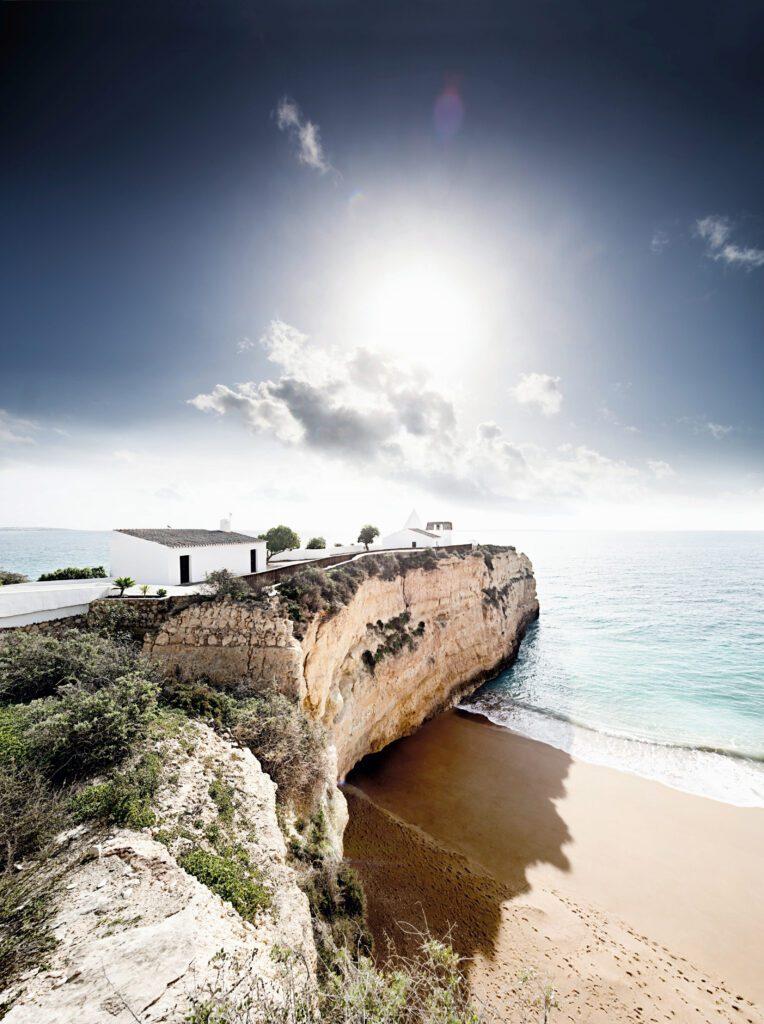 Praia da Senhora da Rocha, Porches, Algarve, Portugal (Bildquelle: Anja Jahn)