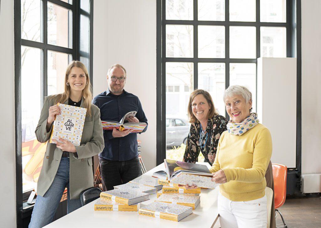 Auftraggeberin: Annabell Pohl Algarve Buch-Team: Oliver Hick-Schulz, Anja Jahn, Rita Henss